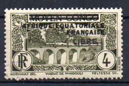 ColTGC  Colonie AEF Afrique France Libre N° 102 Neuf XX MNH Cote  27,00€ - Neufs