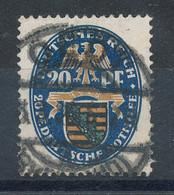 Allemagne N°370 - Oblitérés