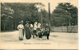 - 75- PARIS. VECU -   Au. Jardin D'Acclimatation - Other