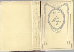 Les Chouans Par Balzac - Collection Nelson (+ Une Passion Dans Le Désert ) - 1901-1940