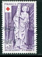 FRANCE- Y&T N°1910- Oblitéré (croix Rouge) - Oblitérés