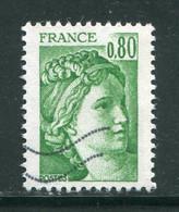 FRANCE- Y&T N°1970- Oblitéré - Oblitérés