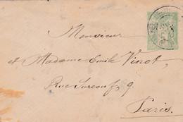 Enveloppe Entier Postal - Non Classés