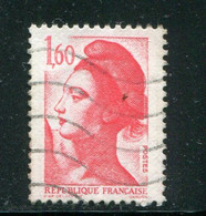 FRANCE- Y&T N°2187- Oblitéré - 1982-90 Liberté De Gandon