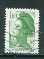 FRANCE- Y&T N°2219- Oblitéré - 1982-90 Liberté De Gandon