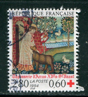 FRANCE- Y&T N°2915- Oblitéré (croix Rouge) - Oblitérés