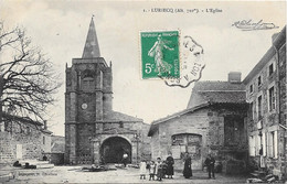 LURIECQ (Alt 710m) - L'Eglise - Andere Gemeenten