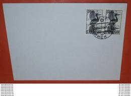 BURJATIEN Auf UDSSR 2x 5896 (Paar) Tiere Auf Kreml (500 $ ?) -- 25.03.1991 ? -- (Brief)(2 Foto)(37646) - Asia (Other)