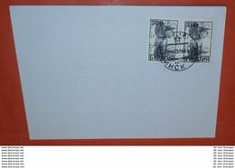 BURJATIEN Auf UDSSR 2x 5896 (Paar) Tiere Auf Kreml (500 $ ?) -- 25.03.1991 ? -- (Brief)(2 Foto)(37645) - Asia (Other)