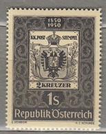 AUSTRIA OSTERREICH 1950 MNH (**) Mi 950 #21666 - 1945-60 Neufs