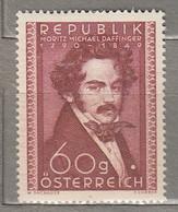 AUSTRIA OSTERREICH 1950 MNH (**) Mi 948 #21671 - 1945-60 Neufs