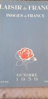 PLAISIR 39/ALGER /CABRIERES/PAULETTE PAX/LYS GAUTY/SUZY SOLIDOR /MODE LANVIN CHANEL PAQUIN WORTH - 1900 - 1949