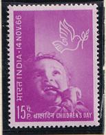 India: 1966   Children's Day   MH - Ungebraucht