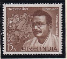 India: 1967   First Death Anniv Of Nandalal Bose   MH - Ungebraucht