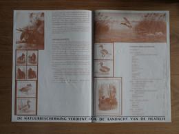 Buzin Folder Aquarellen - 1985-.. Birds (Buzin)