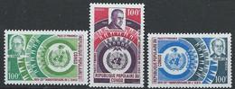 Congo-Brazzaville YT 265-267 Neuf Sans Charnière - XX - MNH - Mint/hinged
