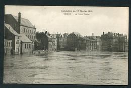 SEDAN - INONDATION DU 27 FEVRIER 1910 - LA PETITE VENISE - Sedan
