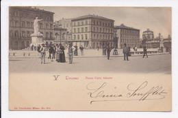 CP ITALIE LIVORNO Piazza Carlo Alberto - Livorno