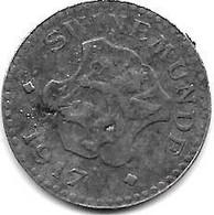 *notgeld  Swinnemunde  5 Pfennig 1917 Zn 529.1 - Other