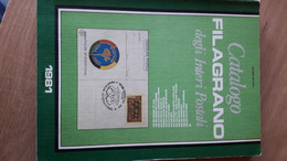 Catalogus Poststukken Filagrano - Italia