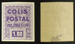COLIS POSTAUX N° 186-P ND Neuf N** TB Cote 275€ Signé Calves - Neufs