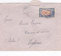 ETHIOPIE - ETIOPIA - ADDIS ADEDA - BUSTA VIAGGIATA PER VOGHERA -Salice Terme (PAVIA) ITALY - ITALIA - Äthiopien