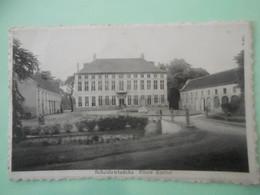 SCHELDEWINDEKE - BLAUW KASTEEL - Oosterzele
