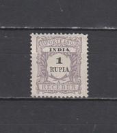 N° 11 TIMBRE TAXE INDE PORTUGAISE NEUF SANS GOMME DE 1904       Cote : 15 € - Portuguese India