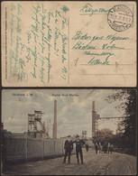 Bataillon Allemand - Felpostkarte (Gladbeck 1917) > Ostende (Marinekorps) - Deutsche Armee