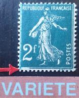 R1491/123 - 1927/1931 - TYPE SEMEUSE CAMEE - N°239a NEUF** - VARIETE ➤➤➤ Sans Signature ROTY - Variétés: 1921-30 Neufs