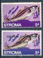 °°° STROMA - PESCI FISH - HADDOCK - MNH °°° - Local Issues