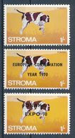 °°° STROMA - CANI DOGS - POINTER - MNH °°° - Local Issues