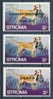 °°° STROMA - CANI DOGS - LABRADOR - MNH °°° - Local Issues