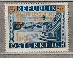 AUSTRIA OSTERREICH  1953 MNH (**) Mi 983  #21710 - 1945-60 Neufs