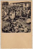 Africa Rwanda Ruanda Astrida Butare Market Markt Marche Pottery Folklore Costume 12719 Post Card POSTCARD - Rwanda