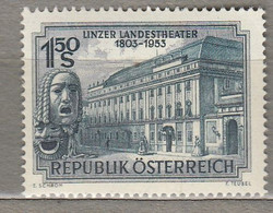 AUSTRIA OSTERREICH  1953 MNH (**) Mi 988  #21712 - 1945-60 Neufs