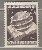 AUSTRIA OSTERREICH  1953 MNH (**) Mi 995  #21713 - 1945-60 Neufs