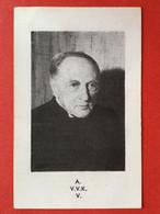 Doodsprentje - Décès - 1976 - PRIESTER - PRETRE Ludovicus DOX - Meerhout - Ganshoren - Zoersel - Turnhout - Imágenes Religiosas