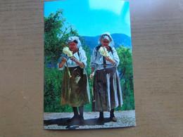 Griekenland - Greece / Corfou, National Costumes -> Unwritten - Grecia