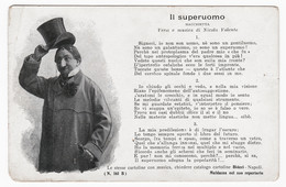 TEATRO Varietà NICOLA MALDACEA Attore Di Napoli Pro Mutilati Ischia - Theatre