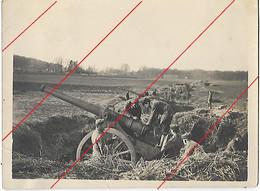 Farbus Près D'Arras Photo Artillerie Allemande - Autres Communes