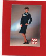 AVIATION---LTU-Uniform  AUS DEM JAHRE 1977--40 Jahre LTU---voir 2 Scans - 1946-....: Modern Era