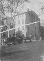 83 LA VALETTE DU VAR / PHOTO / 1895 - 1910 / ENTREE DU VILLAGE - La Valette Du Var