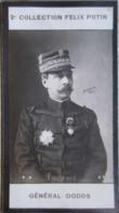 Général  Alfred DODDS -  2eme Guerre Du Dahomey - 2ème Collection Photo Felix POTIN 1908 - Félix Potin