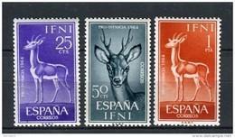 Ifni 1964. Edifil 203-05 ** MNH. - Ifni