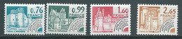 Preoblitéré Série - Yvert N° 166 à 169 ** 4 Valeurs Neuf Sans Charniere) - Pal 5703 - 1964-1988