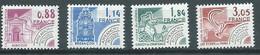 Preoblitéré Série - Yvert N° 170 à 173 ** 4 Valeurs Neuf Sans Charniere) - Pal 5704 - 1964-1988