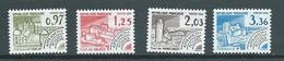 Preoblitéré Série - Yvert N° 174 à 177 ** 4 Valeurs Neuf Sans Charniere) - Pal 5705 - 1964-1988