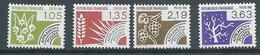 Preoblitéré Série - Yvert N° 178 à 181 ** 4 Valeurs Neuf Sans Charniere) - Pal 5706 - 1964-1988