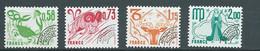 Preoblitéré Série - Yvert N° 150 à 153 ** 4 Valeurs Neuf Sans Charniere) - Pal 5708 - 1964-1988